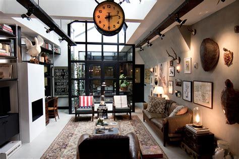 home design store amsterdam a garage loft in amsterdam desire to inspire