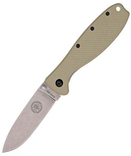 esee zancudo framelock knife knife