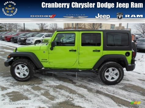 green jeep wrangler 2016 wrangler sport gecko green autos post
