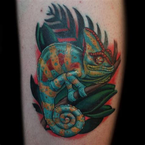 chameleon tattoo chameleon tattoos designs ideas and meaning tattoos for you