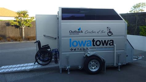 wheelchair accessible portable bathrooms and toilets nz