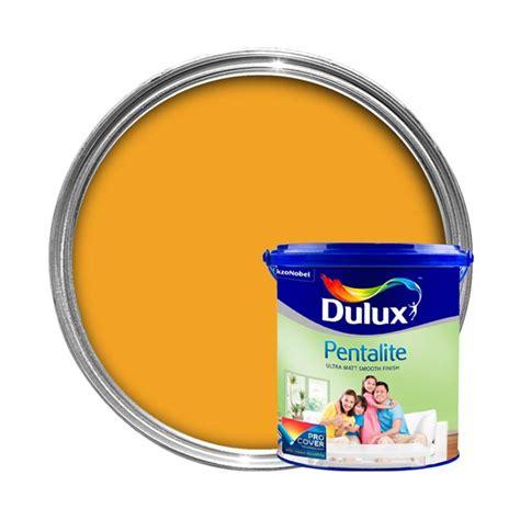 Cat Tembok Dulux Pentalite 25 Liter jual dulux pentalite cat interior california 2 5 liter harga kualitas terjamin