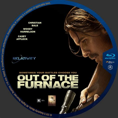 Out On The by Out Of The Furnace Custom Dvd Labels Out Of The