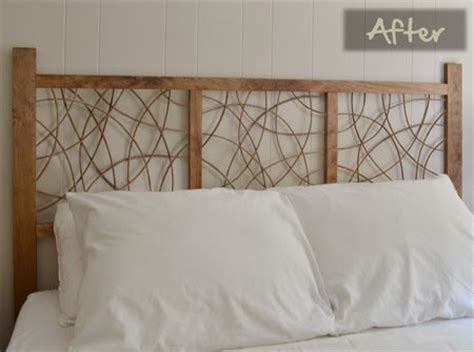 homemade wooden headboards best 25 handmade headboards ideas on pinterest handmade