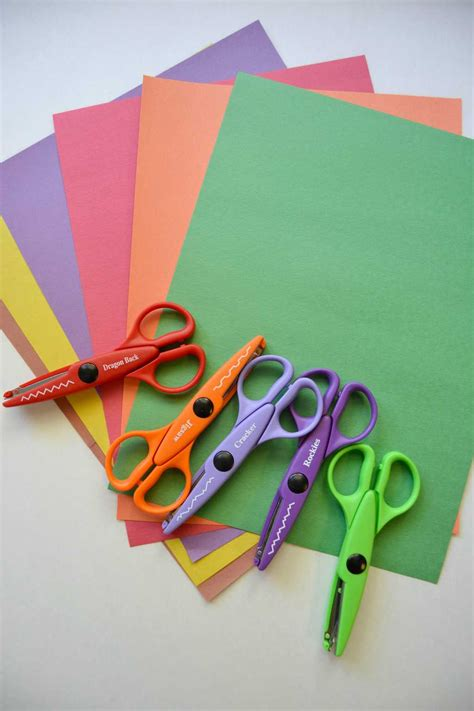 Construction Paper Crafts For Fall - easy fall crafts for my creative days