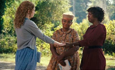 the help bathroom scene the help movie cleans up after itself a critical