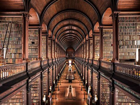 Library Of a look inside europe s most enchanting libraries by