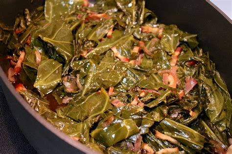 cook in dine out march 2013 cook in dine out collard greens with bacon