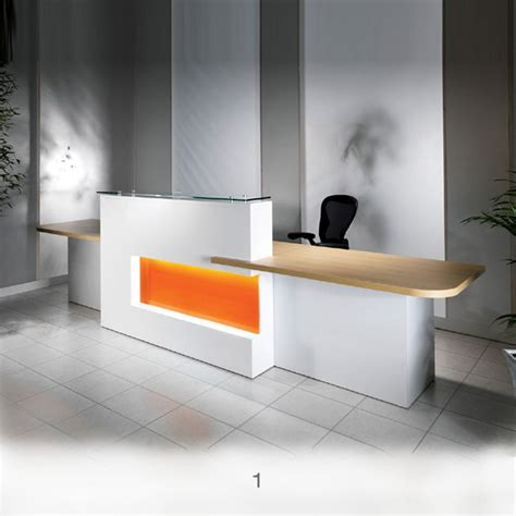 Evolution Xpression Reception Desks Hunts Office Reception Desks