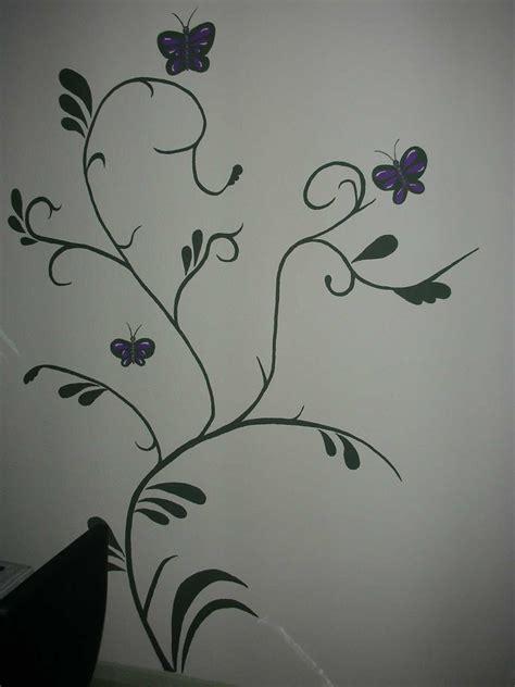 como decorar mi cuarto en blanco y negro dibujos en la pared decoracion modelos lapiz blanco y