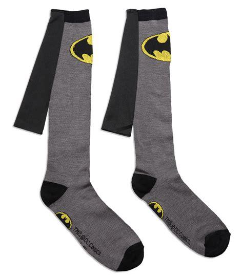 socks with caped socks thinkgeek