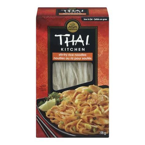 thai kitchen stir fry rice noodles walmart ca
