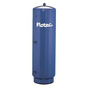 flotec 42 gal 18 in d vertical epoxy lined water tank