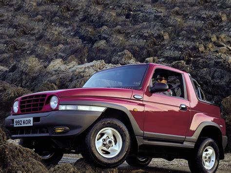 ssangyong korando 2005 2005 ssangyong korando cabrio kj pictures information