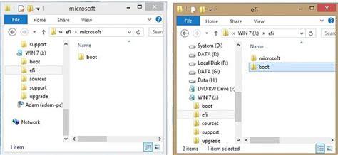membuat usb boot uefi membuat bootable uefi usb flashdisk windows 7 x64bit
