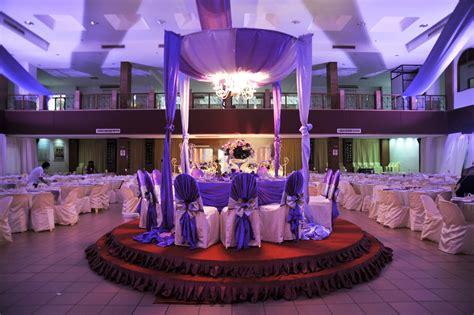 blue and purple wedding decoration ideas decoration