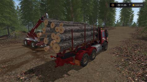 Www Ls by Unimog Wood V1 0wsb Ls17 Farming Simulator 2017 17 Ls Mod