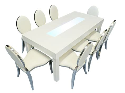 Chrome Dining Table And Chairs Chrome Dining Table And Chairs Furniture Chrome Metal Armless Chairs Using Colored Dining