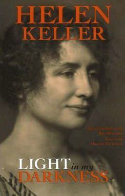 helen keller biography bahasa indonesia light in my darkness helen keller 9780877853985
