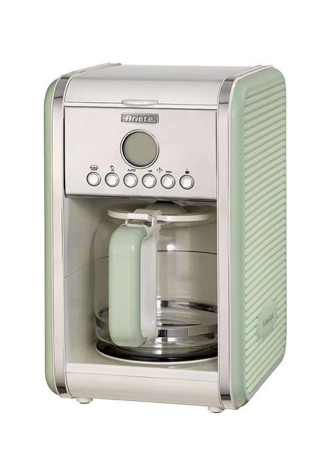 vintage filters vintage filter coffee machine ariete en