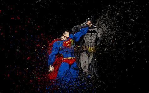 imagenes 4k superman descargar fondos de pantalla superman batman 4k de