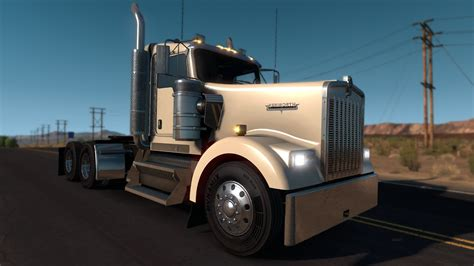 kenworth america scs software s get to drive kenworth w900 now