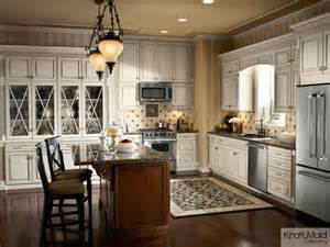 Kraftmaid Kitchen Island Pin By Kraftmaid Cabinetry On Kitchens Classically Traditional Pin