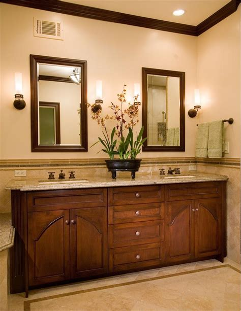 Master Bathroom Vanity Master Bath Cabinets Best Layout Room