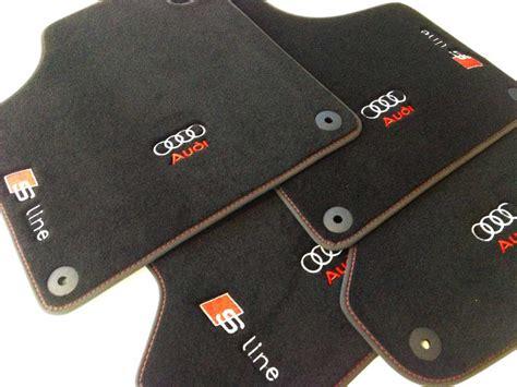 tappeti auto personalizzati interni stile jet e tappetini di qualit 224 per la nuova audi