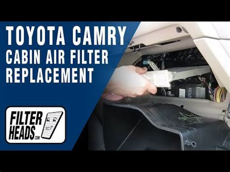 Filter Ac Cabin Honda Accord 1998 2002 Merk Ca 1607 how to replace cabin air filter toyota camry