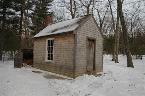thoreau cabin walden pond and thoreau cabin poets writers