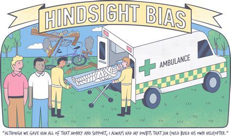 exle of hindsight bias 10 cognitive biases that affect your everyday decisions