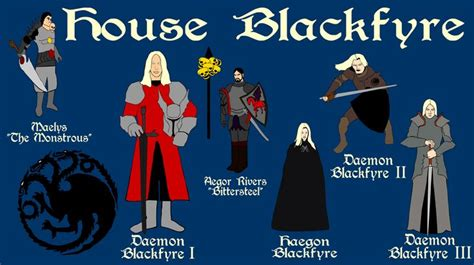 house blackfyre 145 best images about the crownlands game of thrones on pinterest