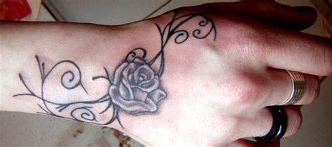 rose vine tattoo on wrist 105 cute and sensational wrist tattoos and designs