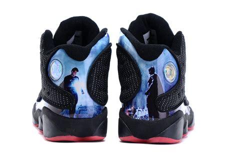 batman basketball shoes air 13 custom batman v superman of justice