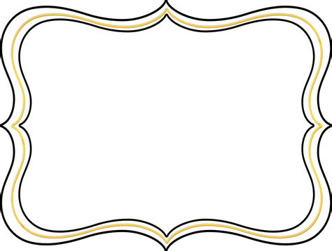 frame clipart fancy frames and borders clip 67