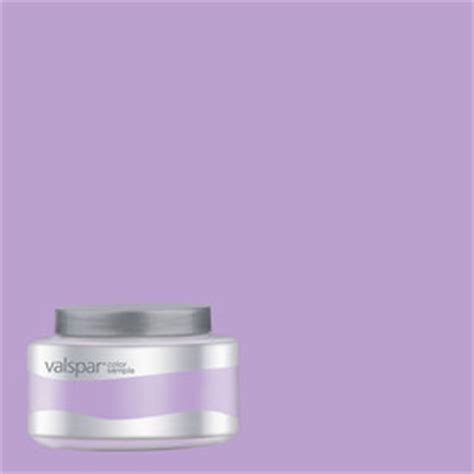 shop valspar pantone sheer lilac interior satin paint sle actual net contents 8 04 fl oz
