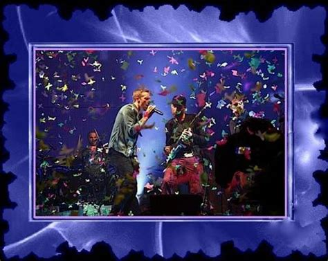 coldplay in my place testo coldplay in my place su live performance