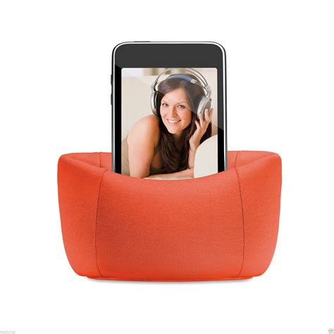 bean bag sofa chair mobile phone holder to fit all brands
