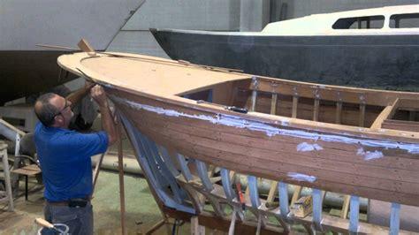 como construir un bote de madera barco artesanal madera astilleros alamar canarias youtube