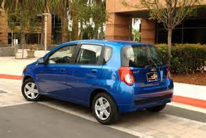 2009 chevrolet aveo5 review a small car with some big
