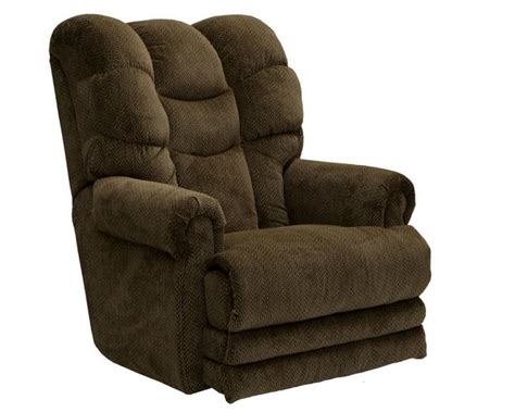 Wide Power Lift Recliners by Catnapper Malone Wide Big S Comfort Lay Flat