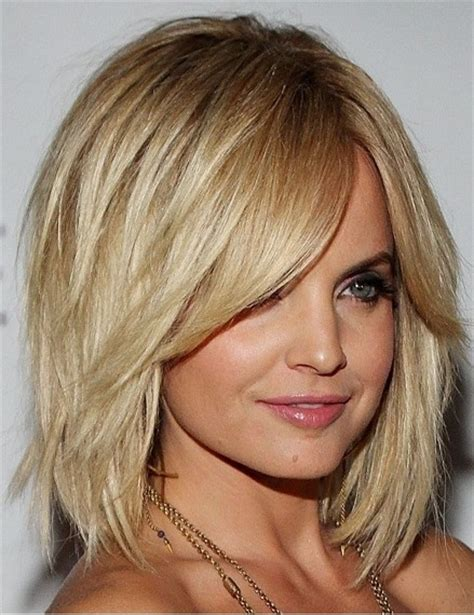 heavy bobs layered bob with heavy fringe popular haircuts