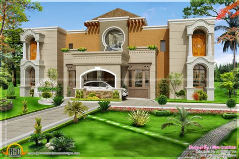 Home Design Arabic Style | arab style home in india kerala home design and floor plans