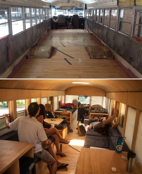 Pullman Kitchen Design by Working With Your Hands Full Scale Hank Butitta S Bus To