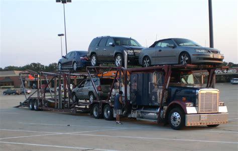 automotive transport services vehicle haulers vehicles