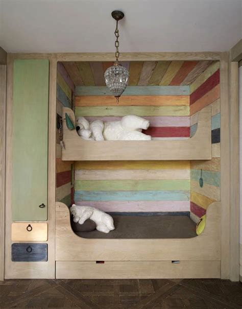 cute bunk beds inspired spaces for kids handmade charlotte