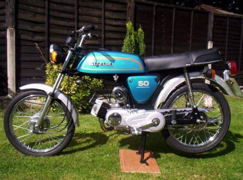 Suzuki Ap Suzuki Ap50 1977 Restored Classic Motorcycles At Bikes