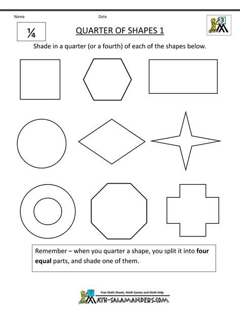 printable half and quarter worksheets quarter worksheets free worksheets library download and