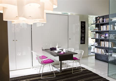 murphy bed with table murphy bed table studio apartment decorating pinterest